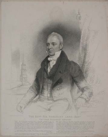 Rev. Sir Harcourt Lees